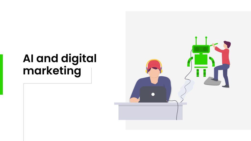 How Digital marketing i affected by AI- Noboru World