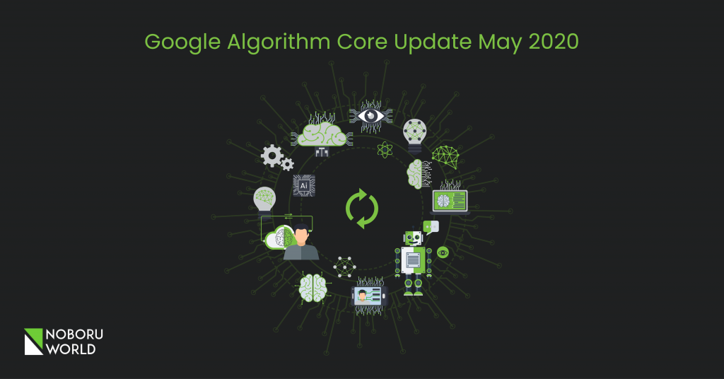 Google Algorithm Core Update May 2020